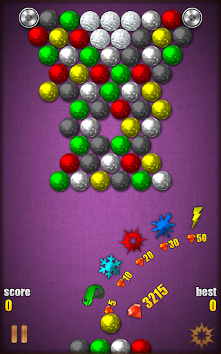 Magnetic Balls HD Free: Match 3 Physics Puzzle 2.2.0.9 screenshots 12