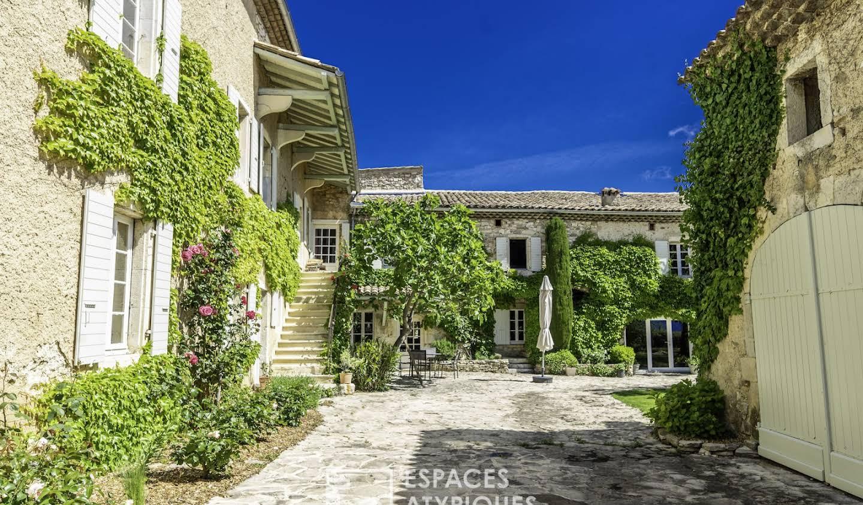 Maison avec piscine Marsanne