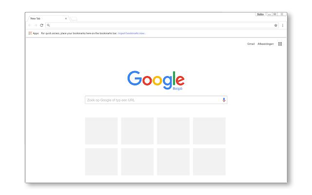 Light Theme for Google Chrome