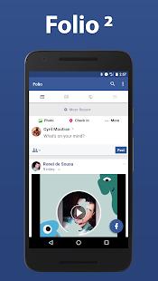 Folio 2 for Facebook & Messenger Screenshot