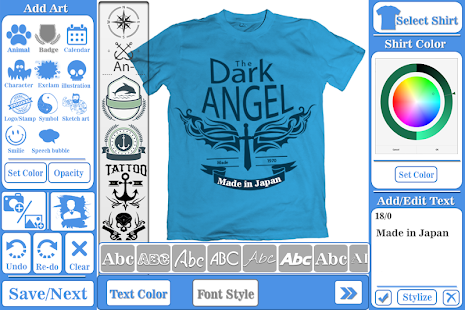 T Shirt Design Maker Android Apps On Google Play