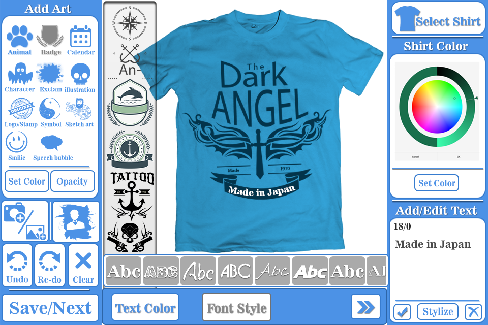 T shirt design maker android apps on google play for T shirt design maker app