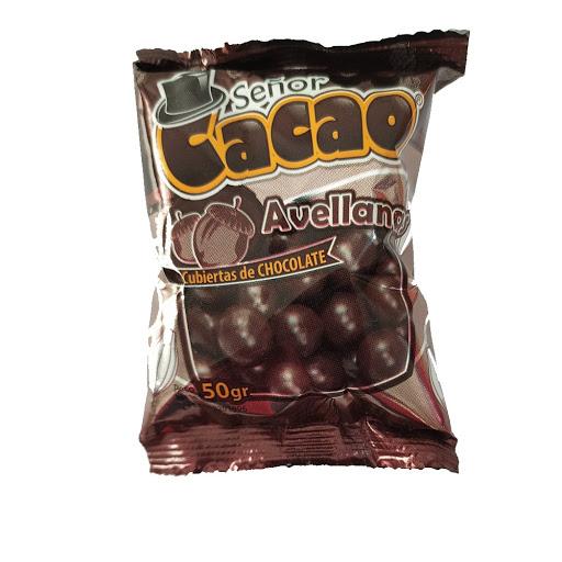 Chocolate Senor Cacao Avellanas 50Gr
