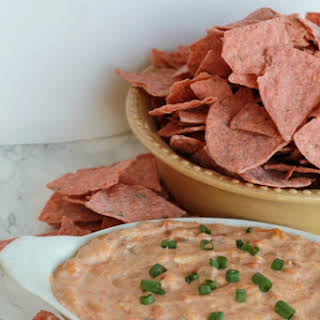 Chili Cream Cheese Dip.