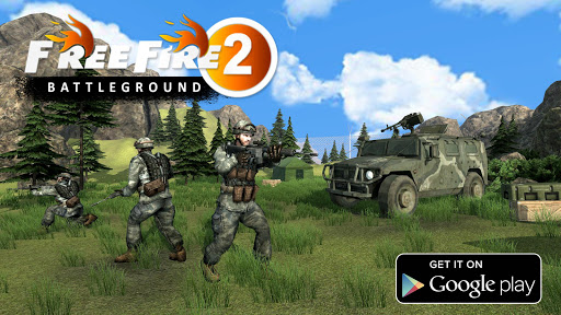 Free Survival Fire Battlegrounds: Fire FPS Game  screenshots 5