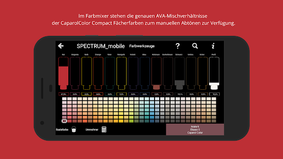 SPECTRUM_mobile – Miniaturansicht des Screenshots