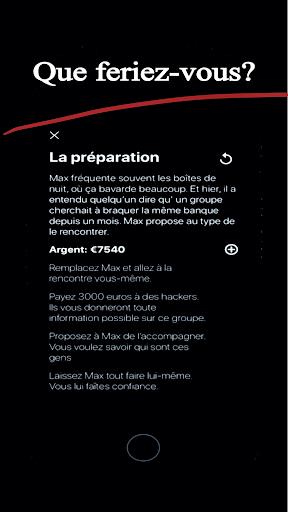 Télécharger Gratuit Robbery: Choisis ton histoire - Jeu Interactif apk mod screenshots 1