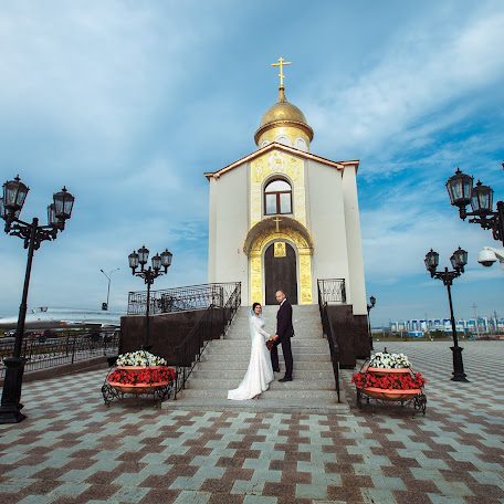 Wedding photographer Egor Polovinkin (egorpolovinkin). Photo of 27.01.2018