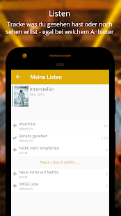 WerStreamt.es? ▶ Filme & Serien Screenshot