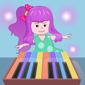 Virtual Piano for Kids