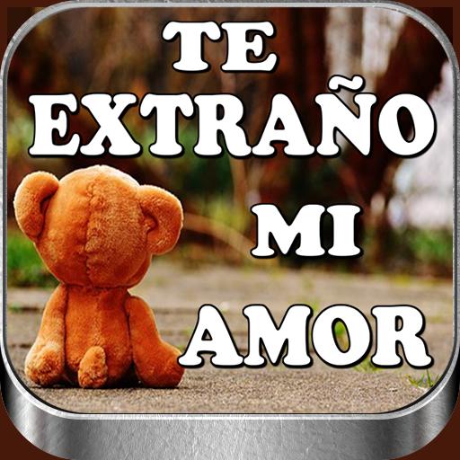 приложения в Google Play Te Extraño Mi Amor Imagenes