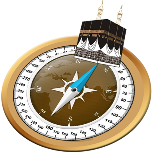 Qibla Compass- Find Direction