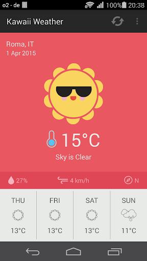 Kawaii Weather
