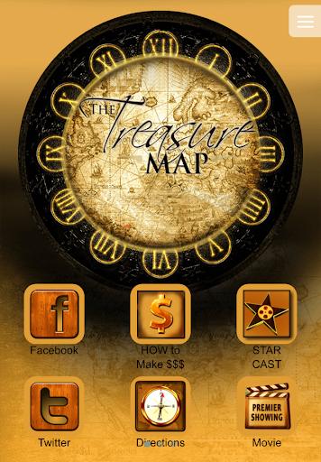The Treasure Map Movie