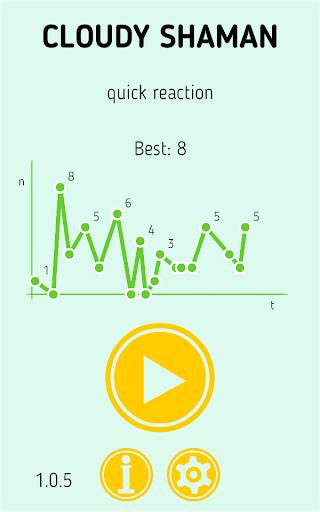 Cloudy Shaman - quick reaction 1.0.6 screenshots 3