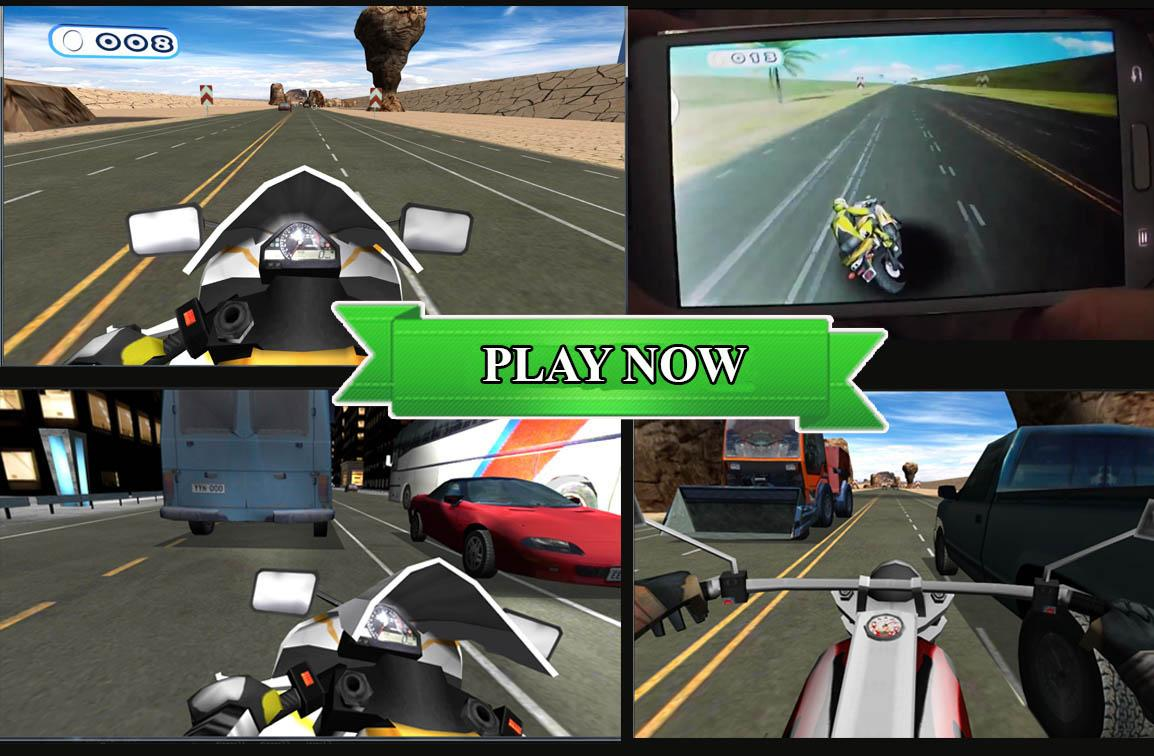Moto Racing- screenshot