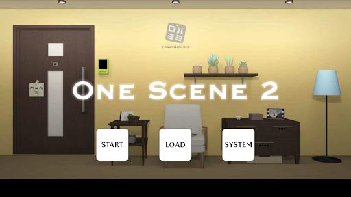 脱出ゲーム One Scene2