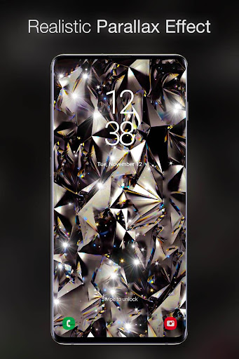 Glitter Live Wallpaper 1.53 Screenshots 4