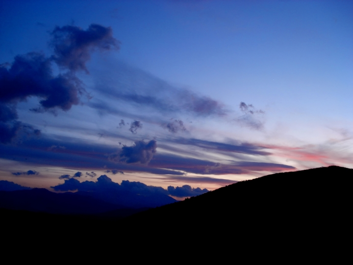 Sky at sunset di fabrizioolivi