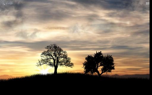 Sun Rise Free Live Wallpaper screenshot 5