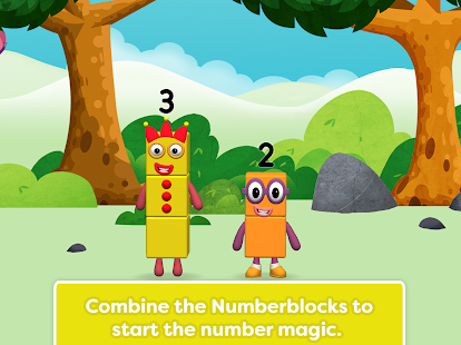 Numberblocks: Hide and Seek Screenshot