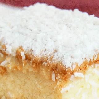 Raffaello – Almond & Coconut Cream No Bake Cake.