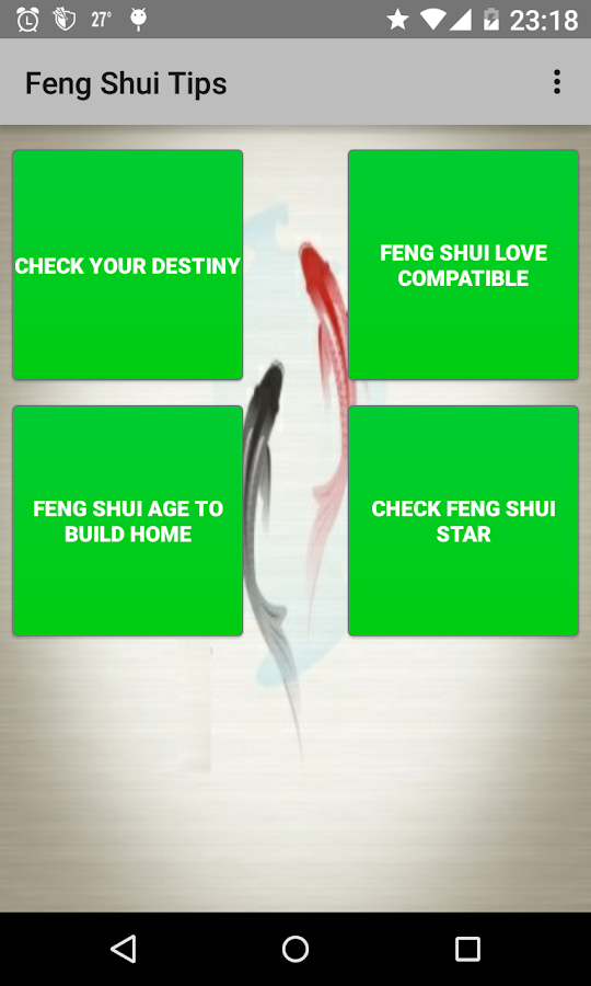 Feng Shui Tips Android Apps On Google Play