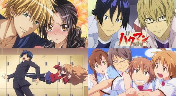 Producciones anime de JC Staff.
