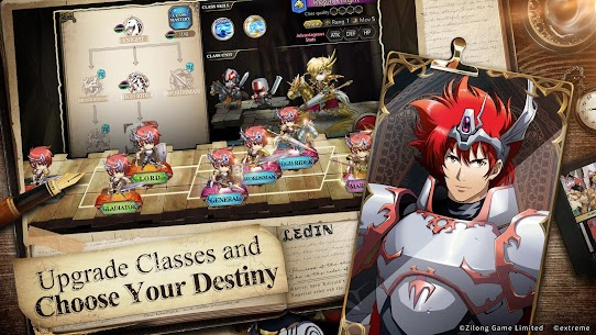 Langrisser MOD APK (Unlimited Recourse) for Android 5