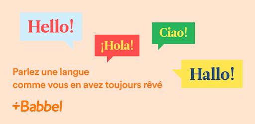 babbel espagnol gratuit