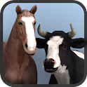 Explore the Farm for Toddlers icon