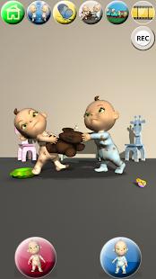 Talking Baby Twins - Babsy- screenshot thumbnail