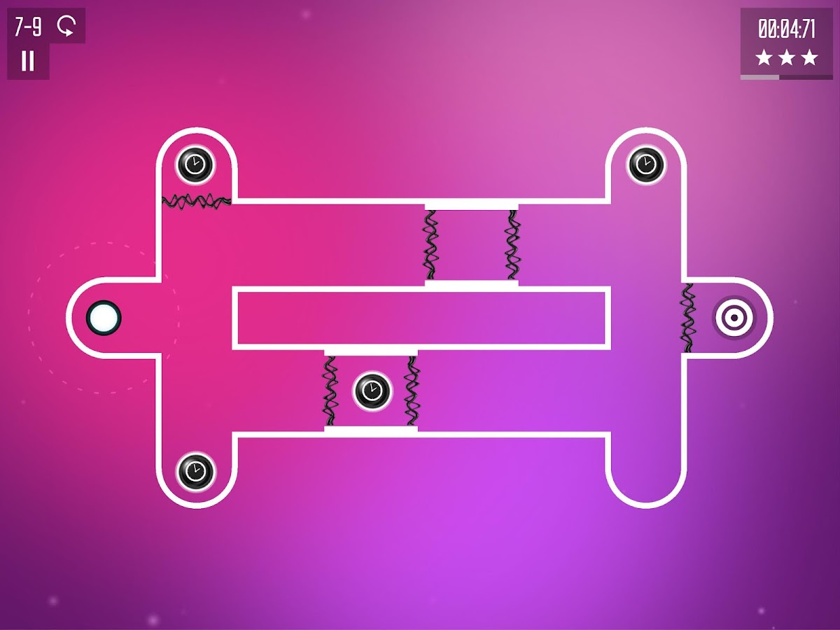 Spiral Splatter- screenshot