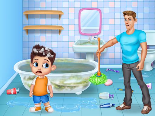 Daddyu2019s Helper Fun - Messy Room Cleanup screenshots 10