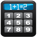 Elementary math games for kids icon