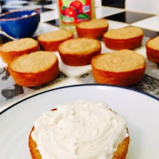 Healthy Applesauce Muffins.