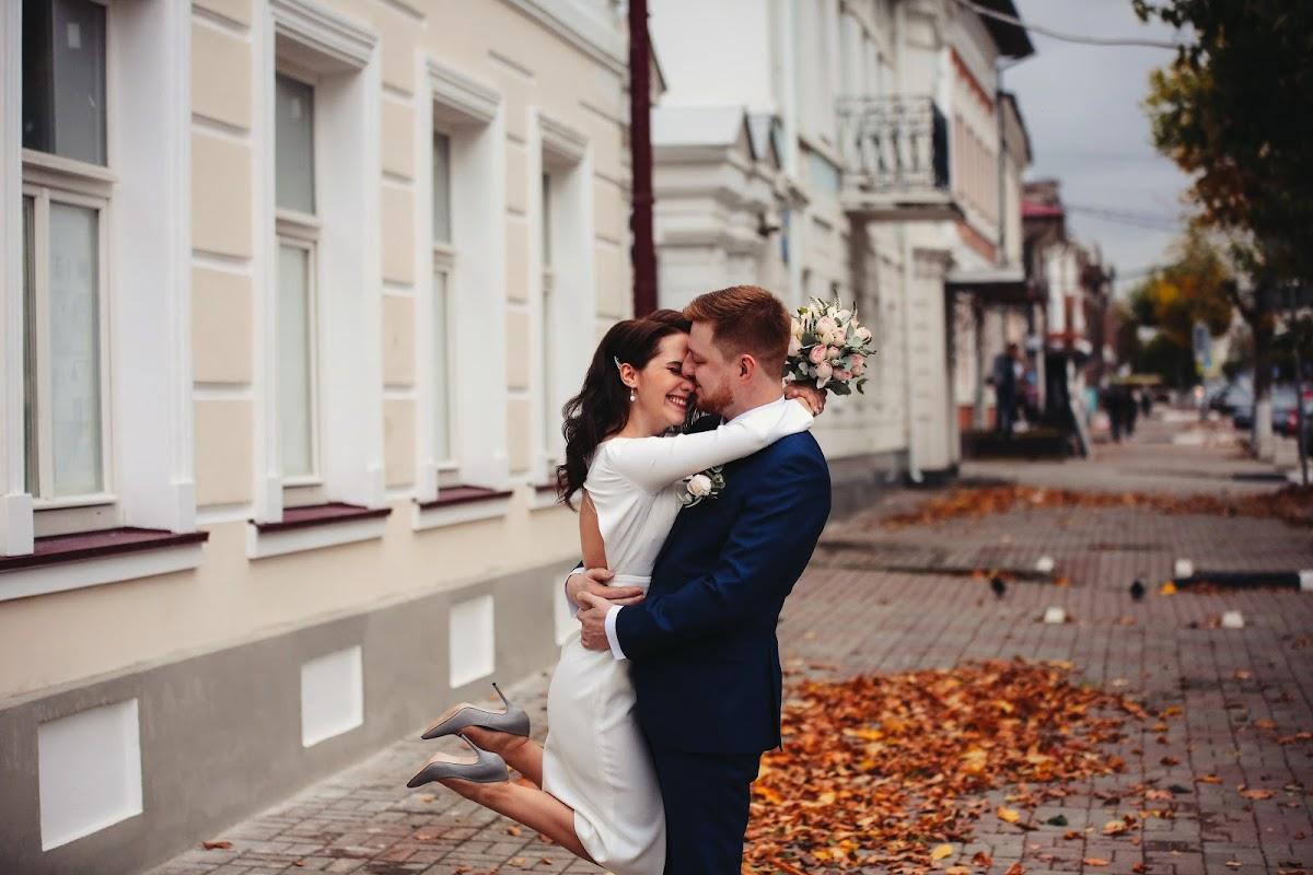 Свадебные фото в городке баумана сделать уличную