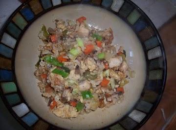 Quick Fried Rice Recipe