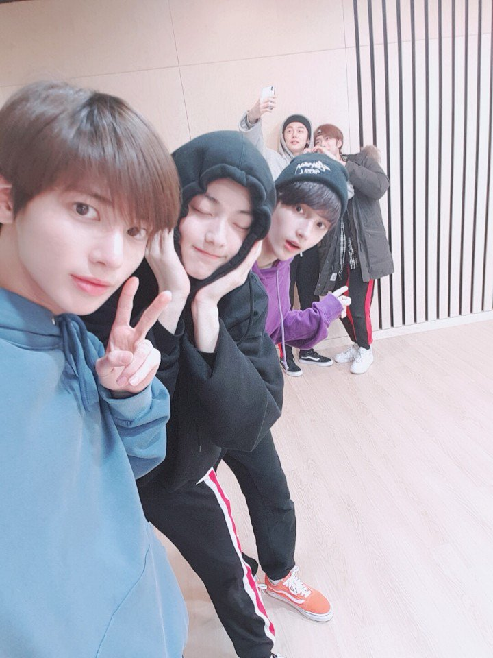 txt debut march