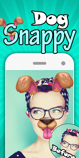 Filter For SnapChat Cat Face Camera  screenshots 2