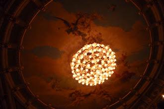 "Photo: Der ""Himmel"" des National-Theaters in San José."