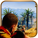 Sahara Sniper Reloaded 3D icon