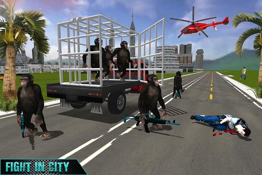 Apes Survival  screenshots 1
