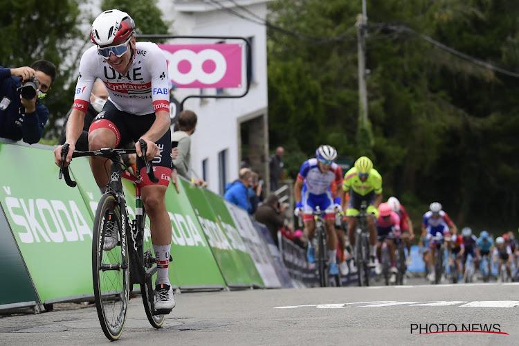 """🎥 Pogačar zegt naast de Tour ook grote ronde te rijden waarin hij doorbrak: """"Gaat fantastisch worden, een zware editie"""""""