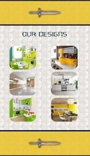 Wood Kitchen Furniture - náhled