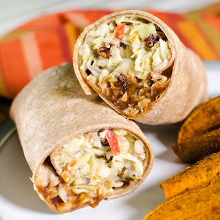 Coleslaw Wraps Recipes