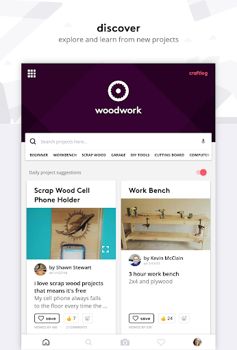 Woodworking apk Download