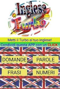 Inglese Turbo - náhled