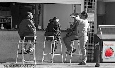Photo: sa cantina des Moll