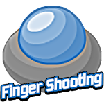One Finger Shooting Icon